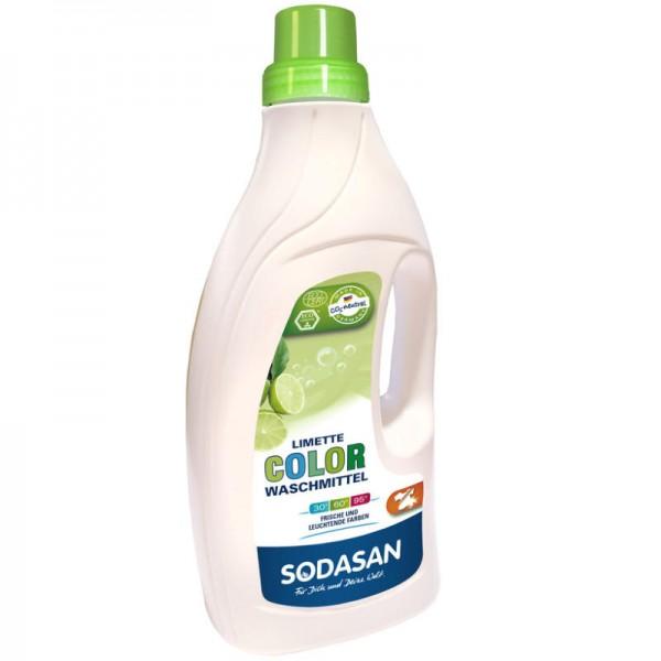 Limette Color Flüssigwaschmittel, 1.5L - Sodasan