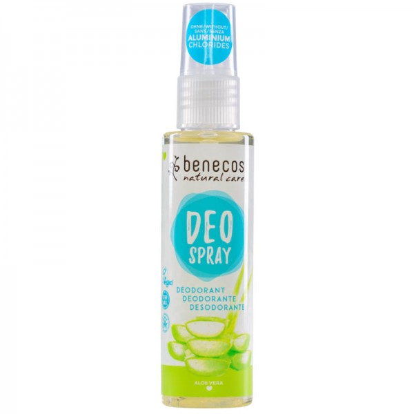 Deo-Spray Aloe Vera, 75ml - Benecos