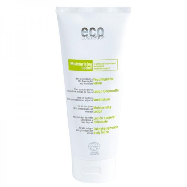 Feuchtigkeitslotion mit Granatapfel & Weinblatt, 200ml - eco cosmetics