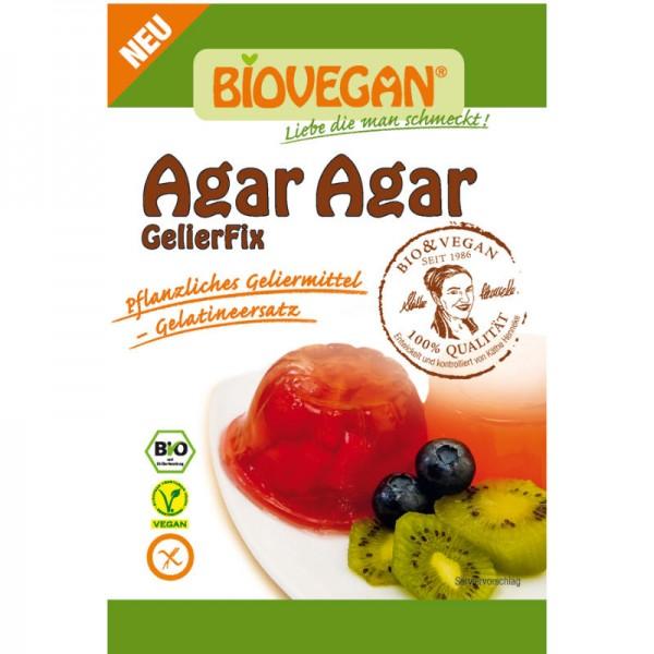 Agar Agar GelierFix Bio, 30g - Biovegan