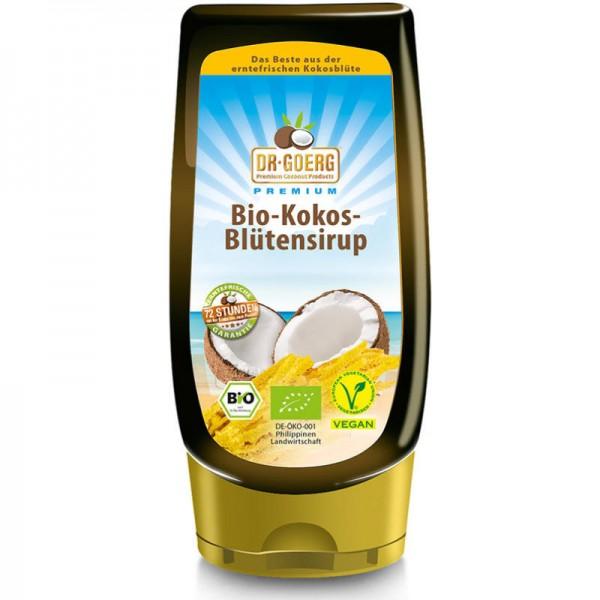 Kokosblütensirup Bio, Flasche 350g - Dr. Goerg