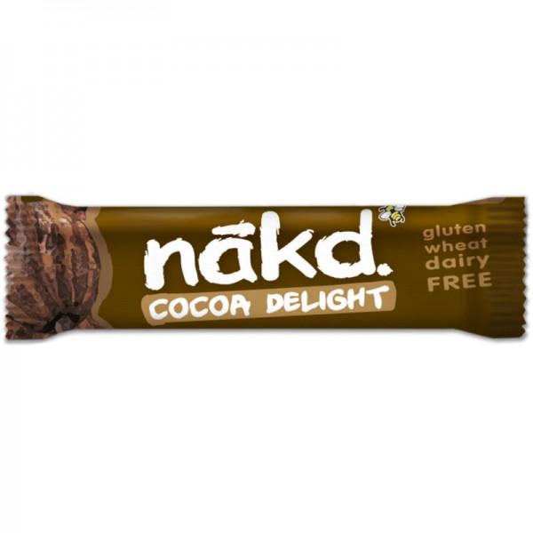 Cocoa Delight Bar, 35g - nakd