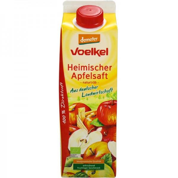 Heimischer Apfelsaft Bio, 1L - Voelkel