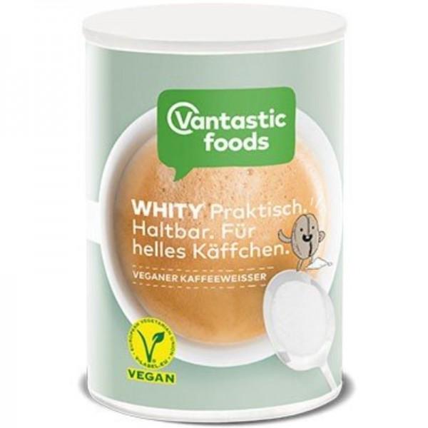 Whity veganer Kaffeeweiser, 150g - Vantastic Foods