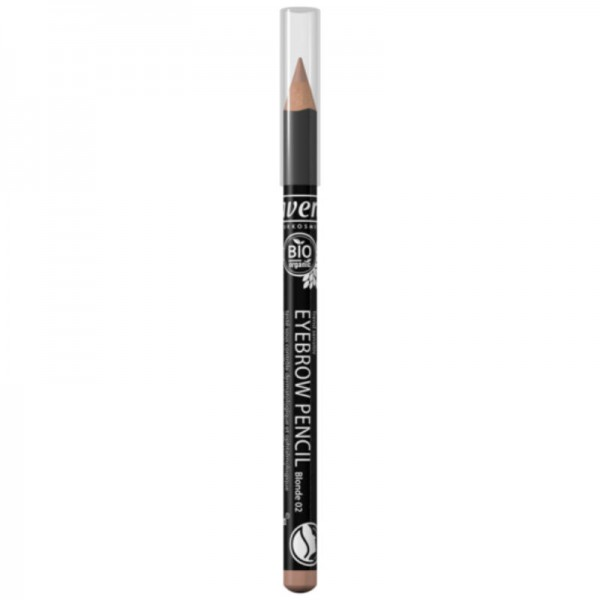 Eyebrow Pencil Blond 02, 1.14g - Lavera