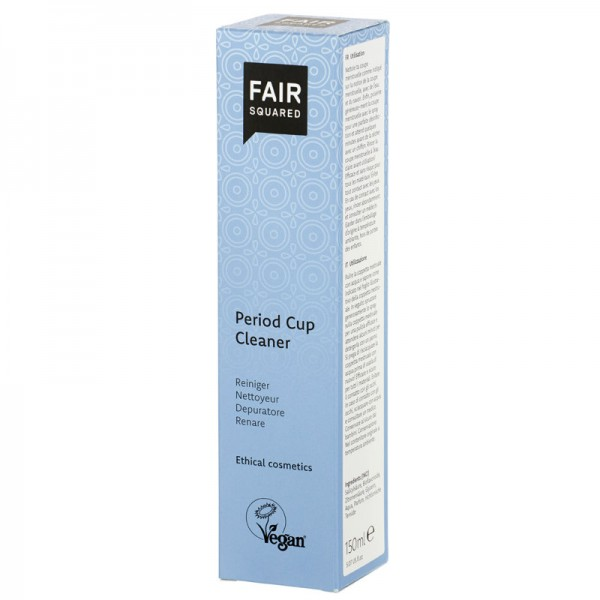 Period Cup Cleaner, 150ml - Fair Squared
