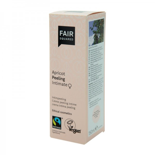 Intimate Peeling Apricot for Women, 150ml - Fair Squared