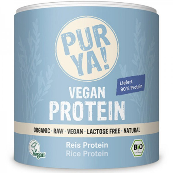 Reis Protein Bio, 250g - PUR YA!