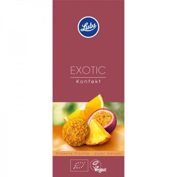 Exotic-Konfekt Bio, 80g - Lubs