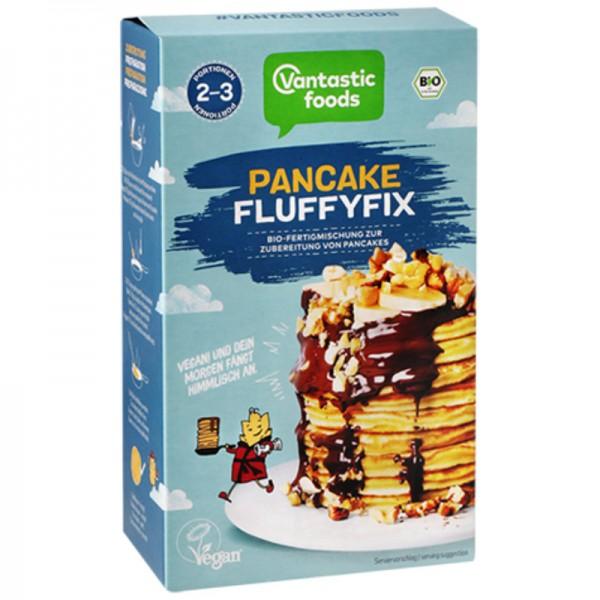 Pancake Fluffyfix Fertigmischung Bio, 180g - Vantastic Foods