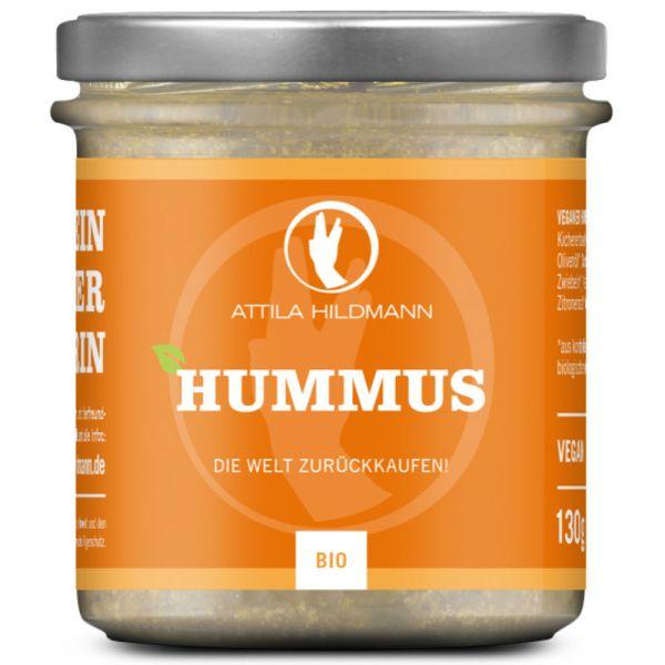 Hummus Bio, 130g - Attila Hildmann