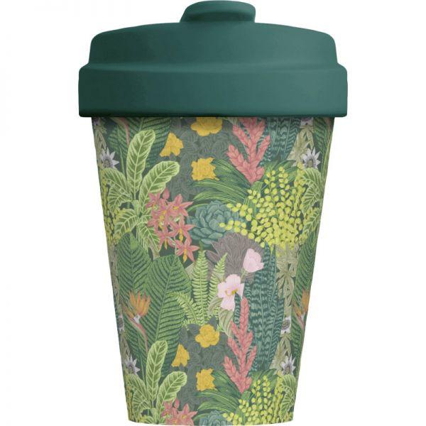Bamboo Cup Jungle Look 400ml, 1 Stück - Chic Mic