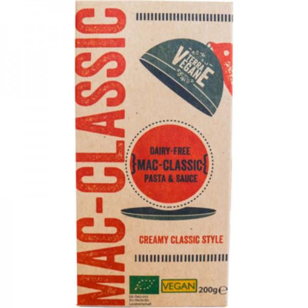 Mac Classic Pasta & Sauce Creamy Classic Style Bio, 200g - Terra Vegane