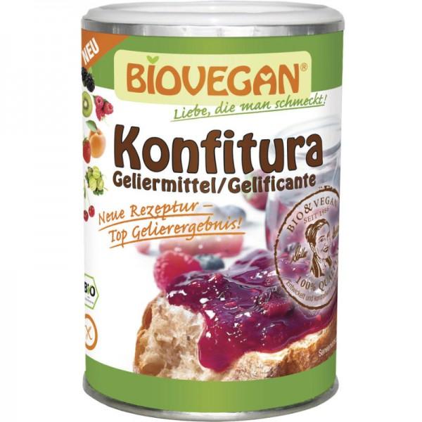 Konfitura Geliermittel für 7kg Obst Bio, 145g - Biovegan