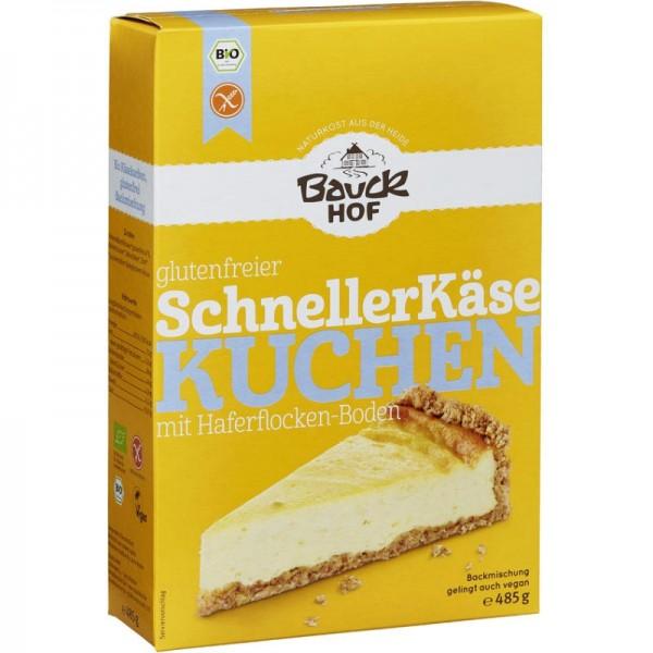 Schneller Käsekuchen Backmischung Bio, 485g - Bauckhof