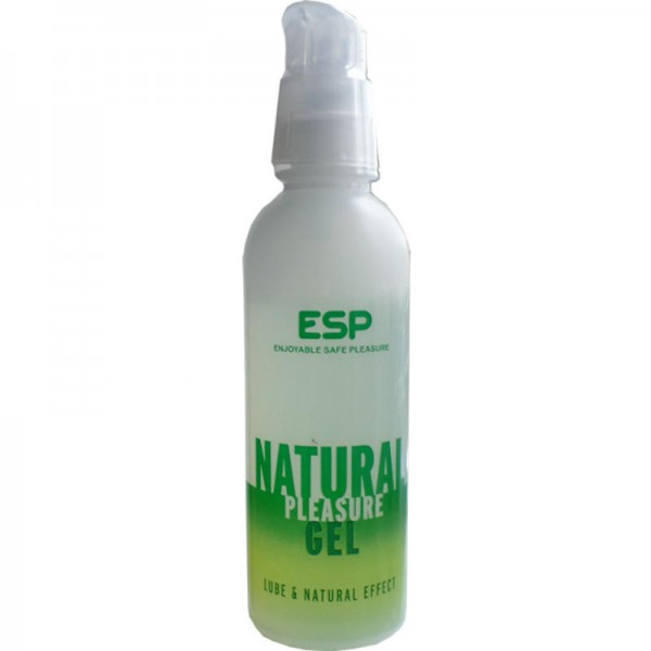 Natural Pleasure Gel, 75ml - ESP