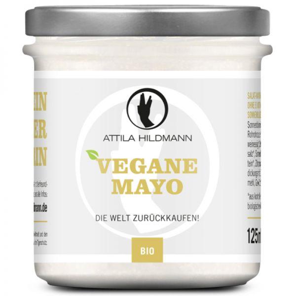 Vegane Mayo Bio, 125ml - Attila Hildmann