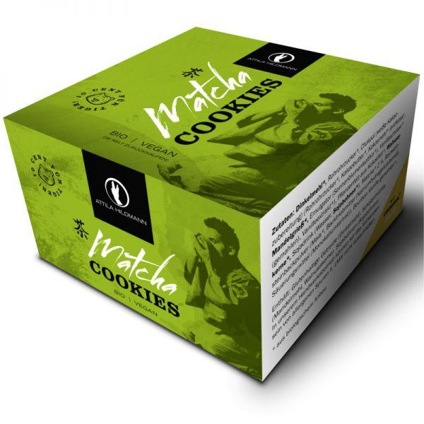 Matcha Cookies Bio, 150g - Attila Hildmann