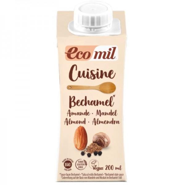 Bechamel Cuisine Bio, 200ml - Ecomil
