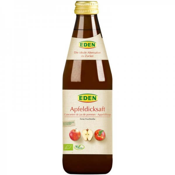 Apfeldicksaft Bio, 330ml - Eden