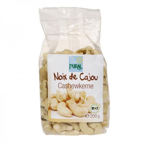 Cashewkerne Bio, 200g - Pural