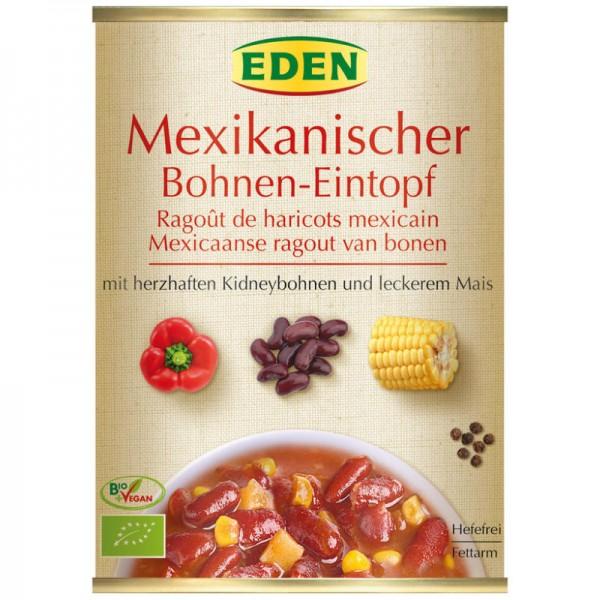 Mexikanischer Bohnen-Eintopf Bio, 560g - Eden