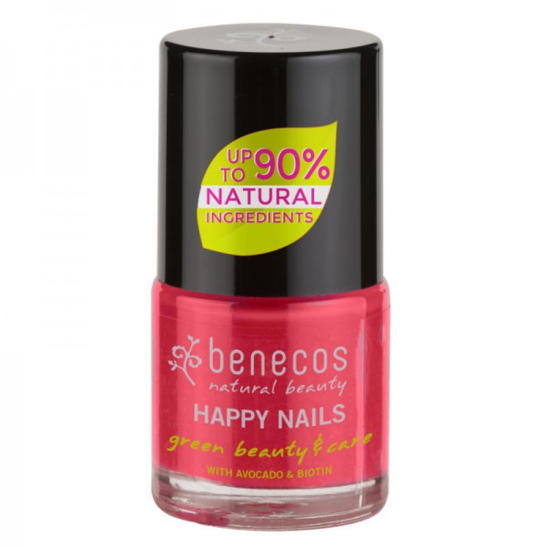 Nail Polish hot summer, 5ml - Benecos