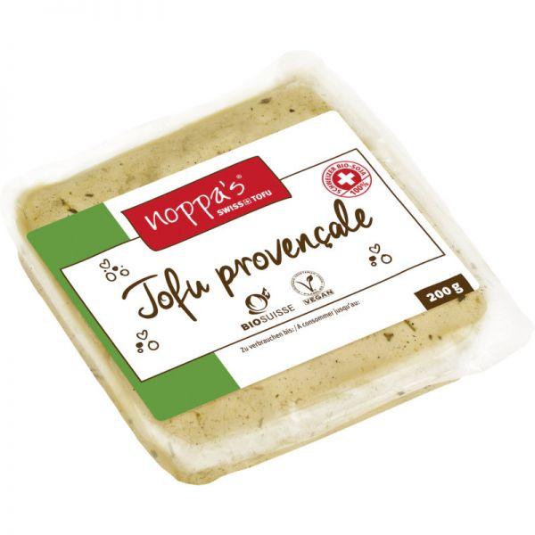 Tofu provençale Bio, 200g - noppa's