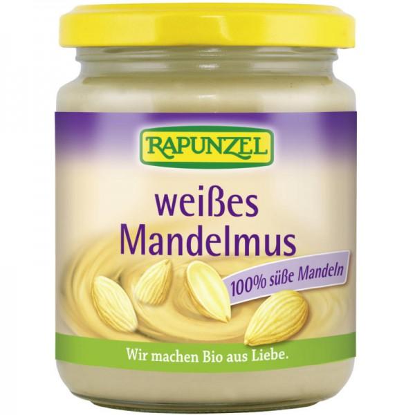 weisses Mandelmus Bio, 250g - Rapunzel