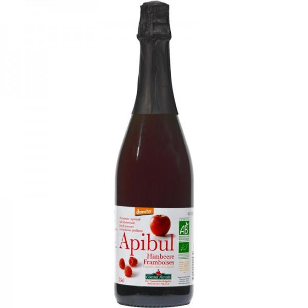 Apibul Sekt Himbeere & Apfelsaft alkoholfrei Bio, 750ml - Les Côteaux Nantais