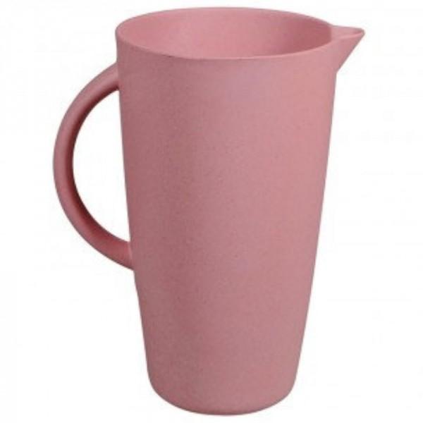 Smug Jug 2l Karaffe aus Bambus 'Lollipop Pink' - Zuperzozial